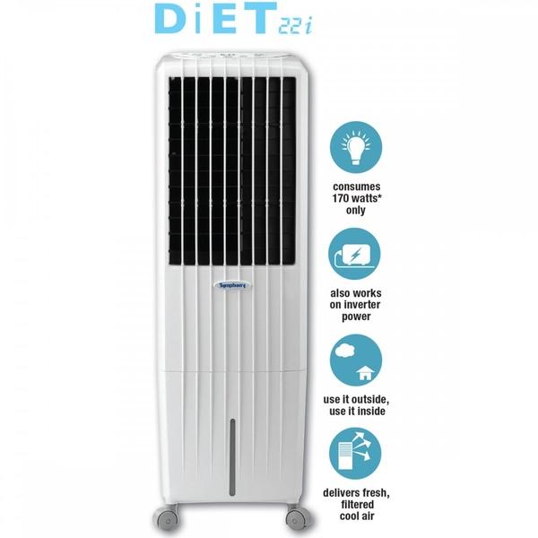 Review Symphony Diet 12T 12-Litre Air Cooler